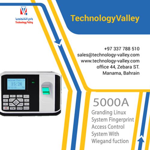 5000A Granding Linux System Fingerprint Access Control System