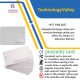 Proximity card from technology valley